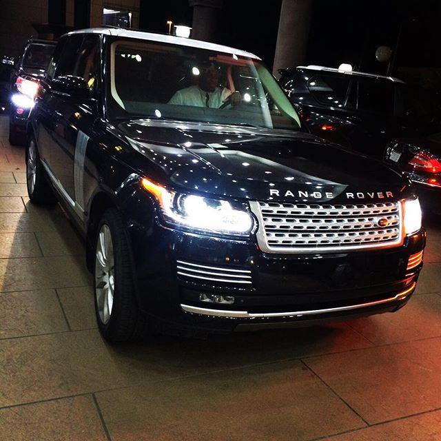 Twin Range Rover: Davido & His Big Bro Show Off New Rides  